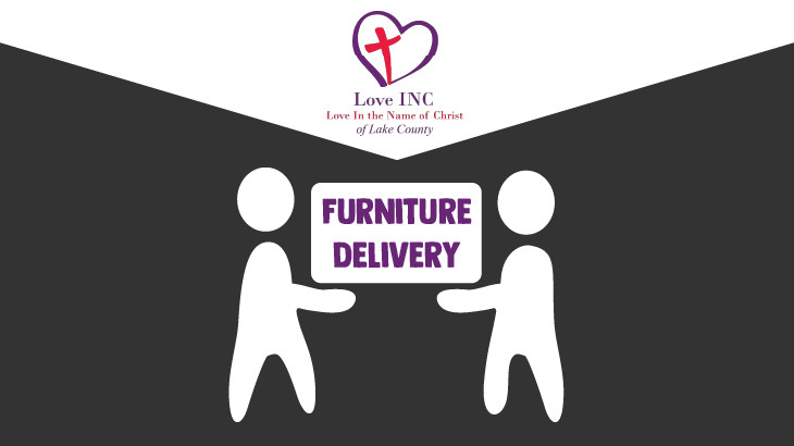 Love INC Furniture Delivery